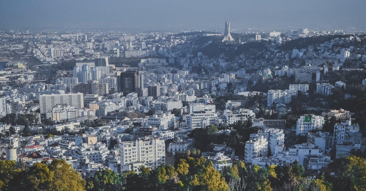 travel insurance Algeria