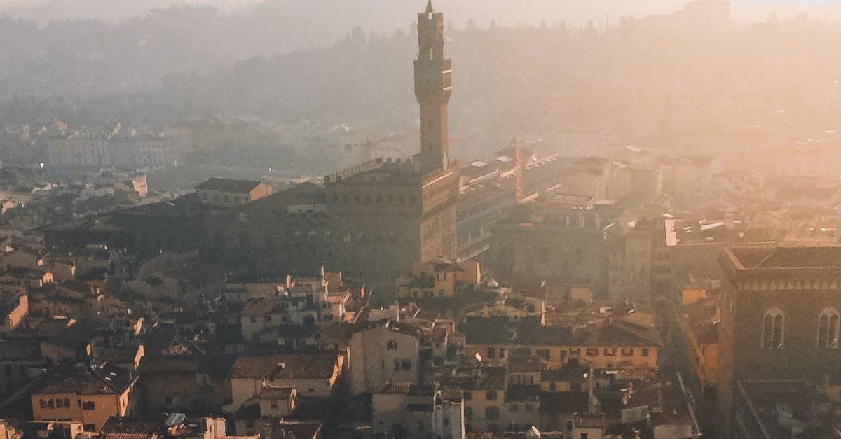 travel insurance Tuscany