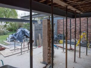 home insurance while building extension